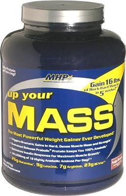 Maximum Human Performance Up Your Mass Fudge Brownie 5-pound Tub from Maximum Human Performance
