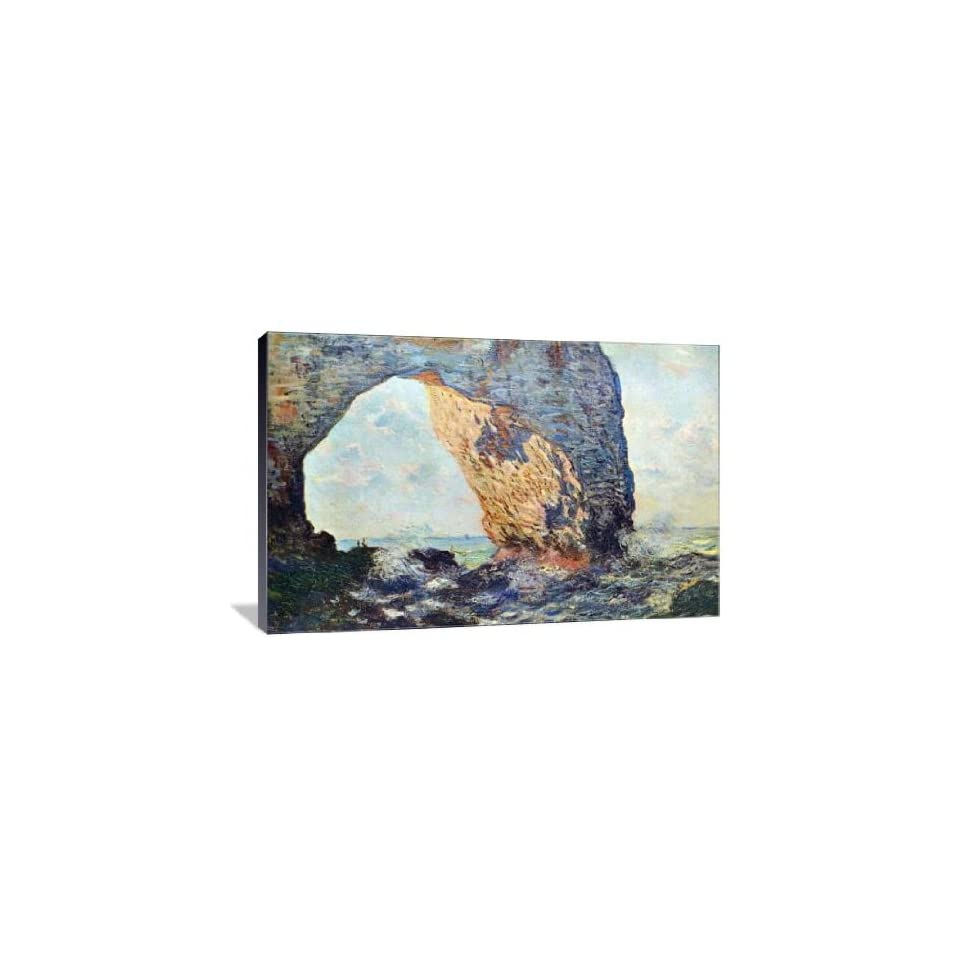 The Rocky Cliffs of   Gallery Wrapped Canvas   Museum