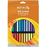 Reeves Assorted Soft Pastel Set 36-Pack