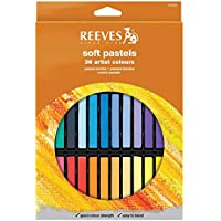 Reeves 36 Colors Soft Pastel Set