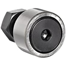 THK Cam Follower CF10 22mm OD x 36mm Length x M10x1.25 Thread, Cylindrical 12mm Width Outer Ring