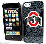 iPhone 5 Ohio State Buckeyes Mascot Deluxe NCAA Case Snap On Cover Faceplate
