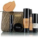 Perfxion HD Hi-Def Makeup 6 Piece Starter Kit