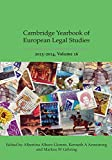 Cambridge Yearbook of European Legal Studies: Volume 16, 2013-2014