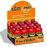5 Hour Energy Shot Orange- 24 Pack of 2 Ounce Bottles
