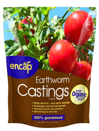 Encap 11175-6 Earth Worm Castings, 4-Pound (Worms Casting compare prices)