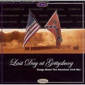 Last Day At Gettysburg