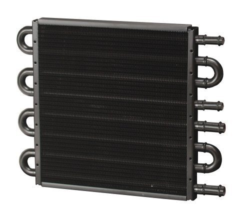 Derale 13322 Dual Circuit Tube and Fin Cooler Core (Hvac Independent Gauge compare prices)