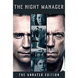 The Night Manager Season 01 [Blu-ray]