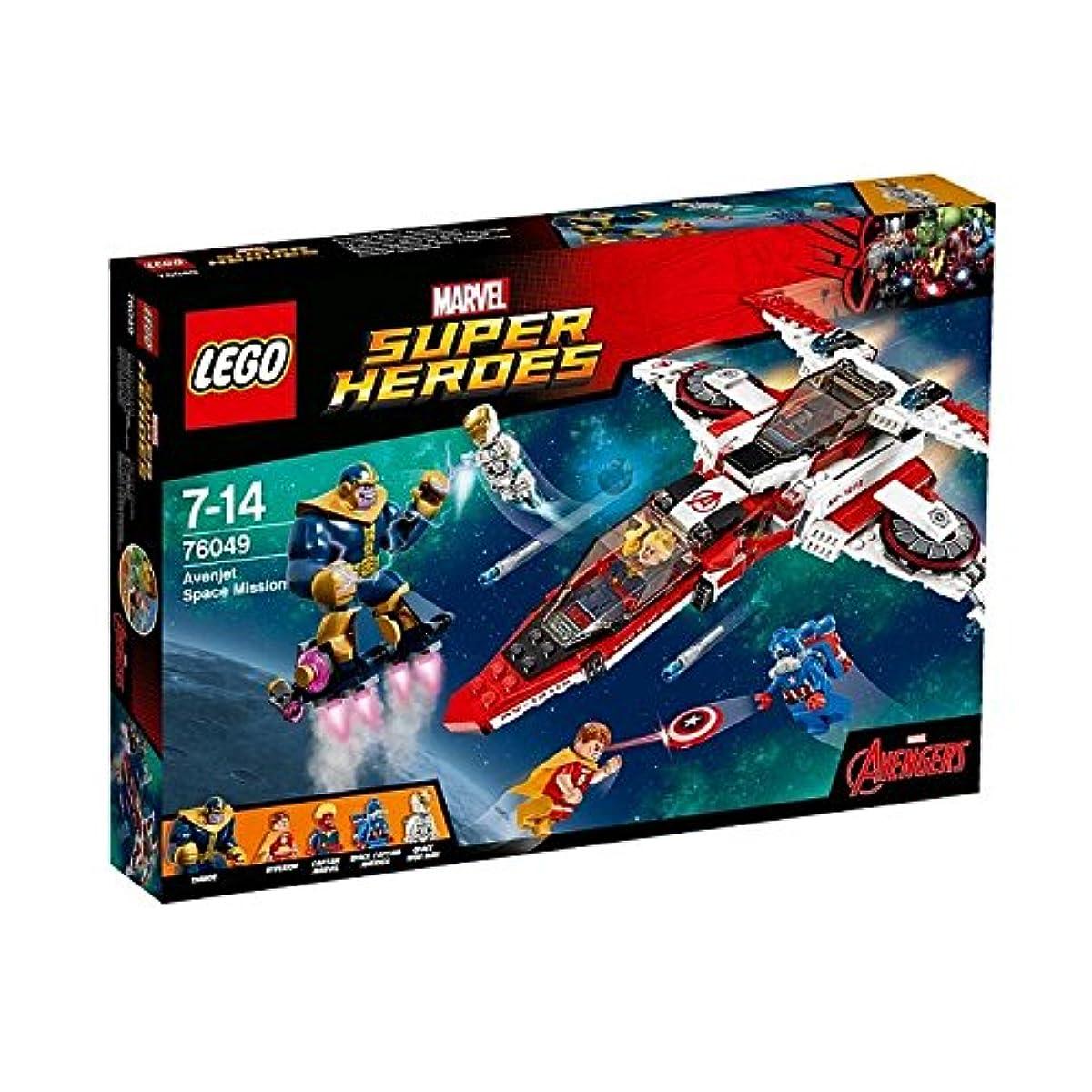 [해외] 레고 (LEGO) 슈퍼히어로즈 어벤제트 스페이스 미션 76049-76049 (2016-01-15)