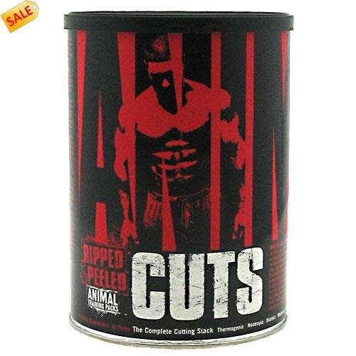 Universal Animal Cuts Sports Nutrition Supplement