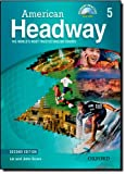 Second Edition Level 5 Student Book with Multi-ROM (American Headway)