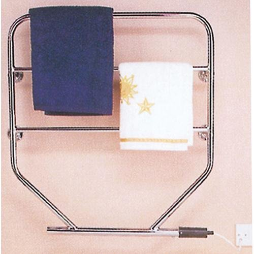 Oil Filled Electric Towel Rail (60w Chrome)