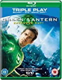 Green Lantern (Extended Cut) - Triple Play (Blu-ray + DVD + Digital Copy) [2011] [Region Free]