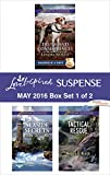 Harlequin Love Inspired Suspense May 2016 - Box Set 1 of 2: Truth and Consequences\Seaside Secrets\Tactical Rescue (Rookie K-9 Unit)