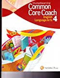 img - for Common Core Coach English Language Arts (New York) Grade 4 (Common Core Coach) book / textbook / text book