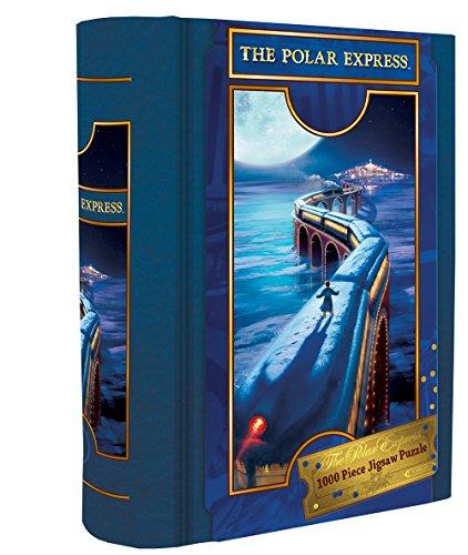 MasterPieces Book Box Assortment Polar Express Puzzle