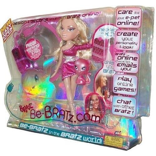 Bratz (  즈 ) Be-Bratz.com Cloe 돌 인형 피규어(병행수입)-