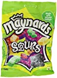 Maynards Wine Gum Sours 190 g (Pack of 12)