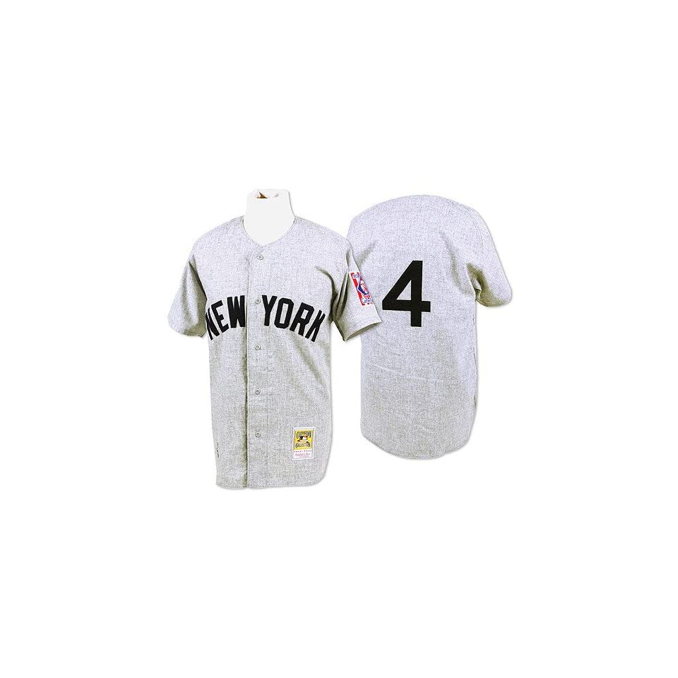 new style e1486 1e338 New York Yankees Authentic 1939 Lou Gehrig Road Jersey By ...