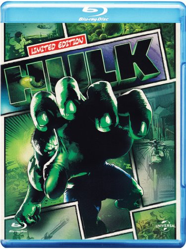 Hulk (reel heroes) [Blu-ray] [IT Import]