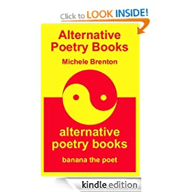 Alternative Poetry Books - Yellow edition