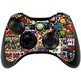 Comics Superhero Xbox 360 Remote Controller/Gamepad Skin / Vinyl Cover / Vinyl xbr8