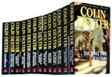 Colin Dexter Inspector Morse Colin Dexter 13 Books Complete Collection Set (Inspector Morse) (Colin Dexter) (The Jewel that was ours, The Way Through the Woods, Last Bus To Woodstock, The secret of Annexe 3, last seen wearing, service of all the dead, th