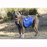 Cesar Millan Dog Backpack Large Blue