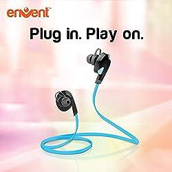 Envent LiveTune Blue Bluetooth Headphone