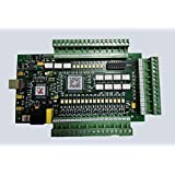 4 Axis E-Cut USB MACH3 Motion Control Card CNC Interface Breakout Driver Board