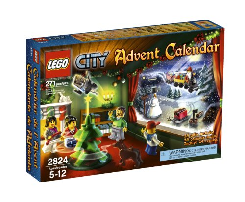 LEGO® City Advent Calendar 2824
