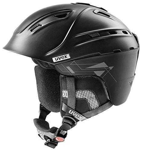 UVEX-Skihelm-p2us-Black-Mat-59-61-cm-S5661782007