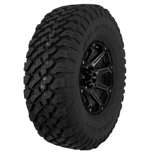 Falken Wildpeak MT01 All Terrain Radial Tire - 33x12.50R20 114Q (33 R20 Tires compare prices)