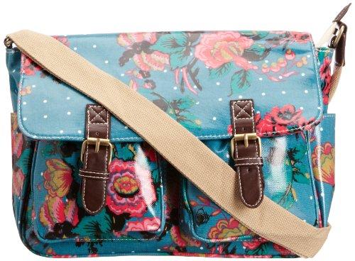 SwankySwans Perry Floral & Polka Dot Laminate,