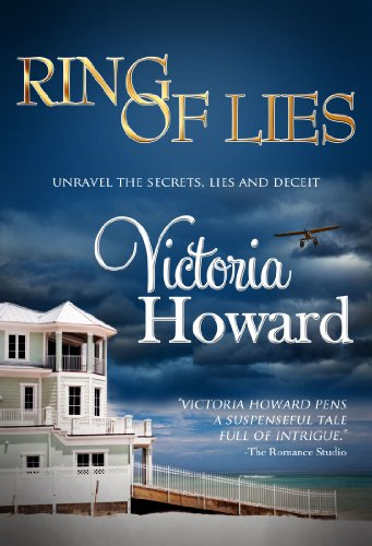 Ring Of Lies by Victoria Howard ebook deal