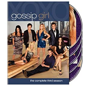 Gossip Girl Season 3 DVDS Previews