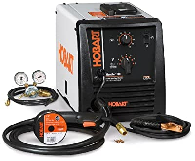 Hobart Handler 500554001 190 with SpoolRunner 100
