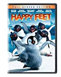 51AfO7fIfFL. SL160  Happy Feet (Full Screen Edition)