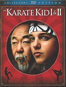 The Karate Kid I & II (Collector's Edition) [Blu-ray]