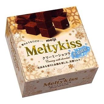 Meiji Creamy Chocolate By Meiji / Winter Limited Flavors