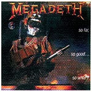 MEGADETH (discographie) 51AfQaECDjL._SL500_AA300_