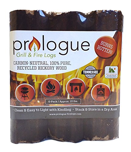 Purchase Prologue Grill & Fire Logs 6 Pack 10 lbs