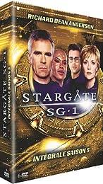 Stargate Sg-1 - Saison 5 - Intégrale - Pack Spécial