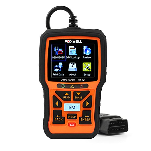 DIY Scan Tool Nt301 Check Engine Light Obd2 Scanner,Can Obdii Eobd Diagnostic Car Fault Code Reader,Read Clear Codes (Engine Car compare prices)