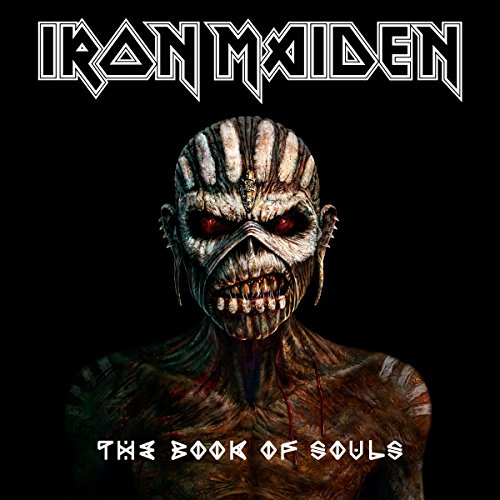Iron Maiden - The Book Of Souls [2 Cd][deluxe Edition] - Zortam Music