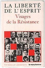 Visages de la resistance