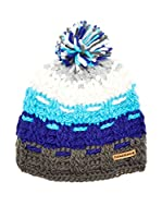 Canadian Gorro Soft Thermal (Azul / Gris Oscuro / Cielo)
