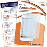 2 x mumbi Displayschutzfolie Base Lutea 3 / Alcatel One Touch 997D Schutzfolie AntiReflex antireflektierend
