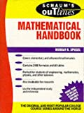 Schaum's Outline of Mathematical Handbook of Formulas and Tables (0070602247) by Spiegel, Murray R.